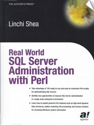Real World SQL Server Administration with Perl